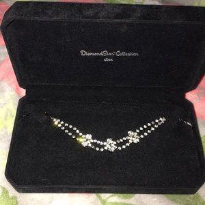 Diamond star collection choker